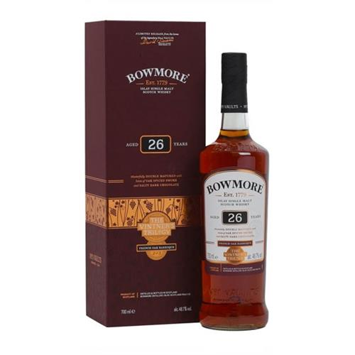 Bowmore 26 Year The Old Vintner's Trilogy Image 1