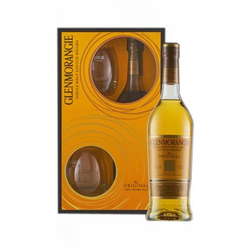 Glenmorangie 10 Year Old Glass Pack 40% Image 1