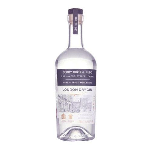 Berry Bros & Rudd London Dry Gin 40.6% 7 Image 1