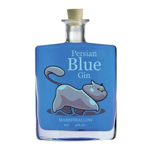 Persian Blue Marshmallow Gin 40% 50cl Image 1