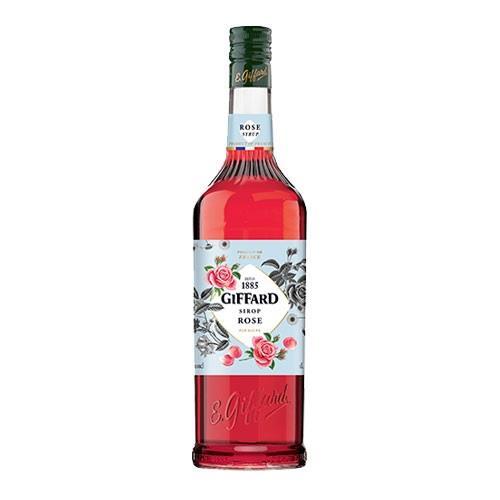 Giffard Rose Syrup 100cl Image 1