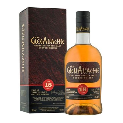 GlenAllachie 18 years old 46% 70cl Image 1