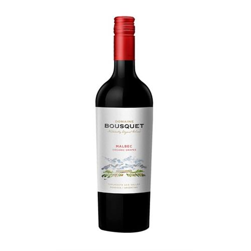 Domaine Bousquet Malbec 2017 Organic Red 75cl Image 1