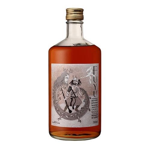 Fuyu Blended Japanese Whisky 70cl Image 1
