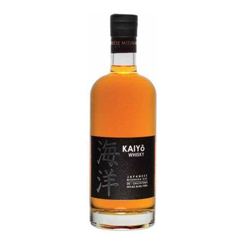 Kaiyo Original Mizunara Oak Japanese Whisky 70cl Image 1