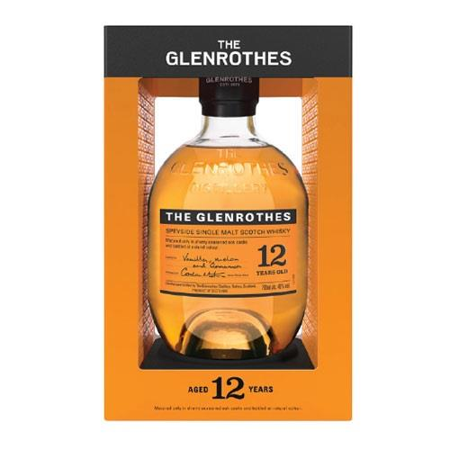 Glenrothes 12 Year Old 40% 70cl Image 1