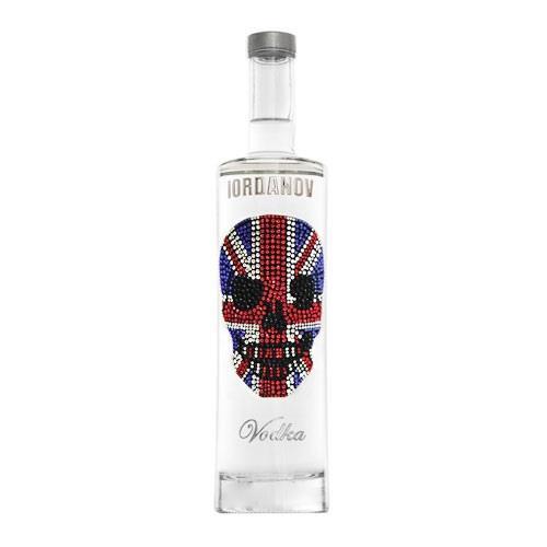 Iordanov Vodka Union Jack Edition 40% 70cl Image 1