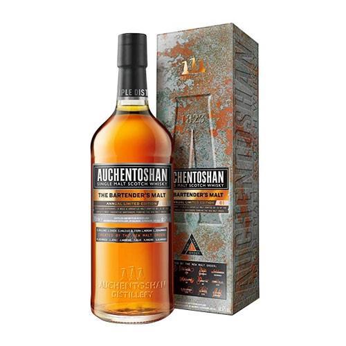 Auchentoshan The Bartenders Malt 47% 70c Image 1