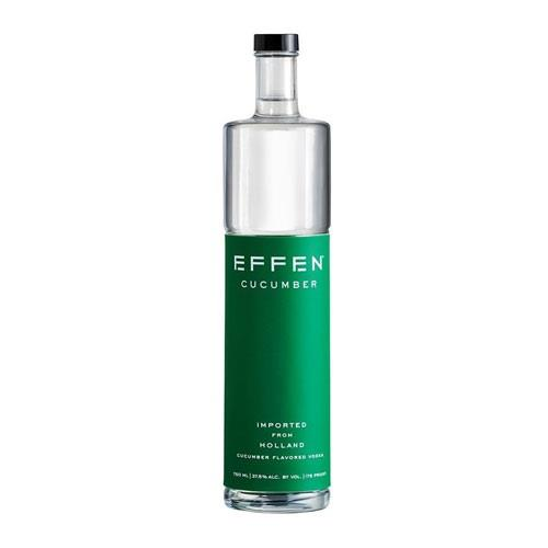 Effen Cucumber Vodka 37.5% 70cl Image 1