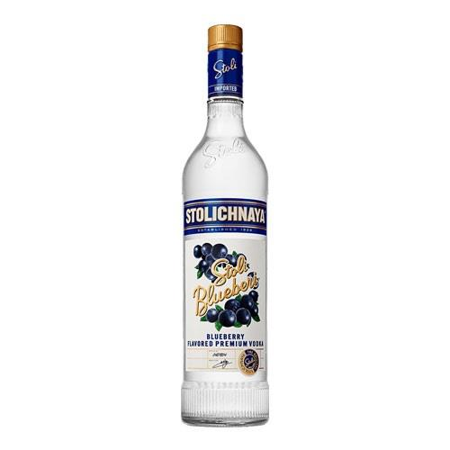 Stolichnaya Blueberi (Blueberry) Vodka 70cl Image 1