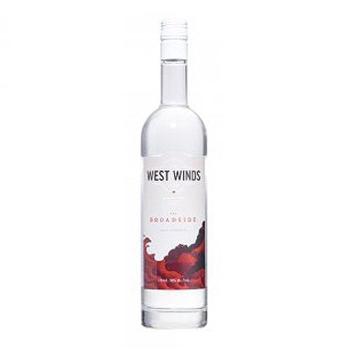 The West Wind Gin The Broadside 75cl Image 1
