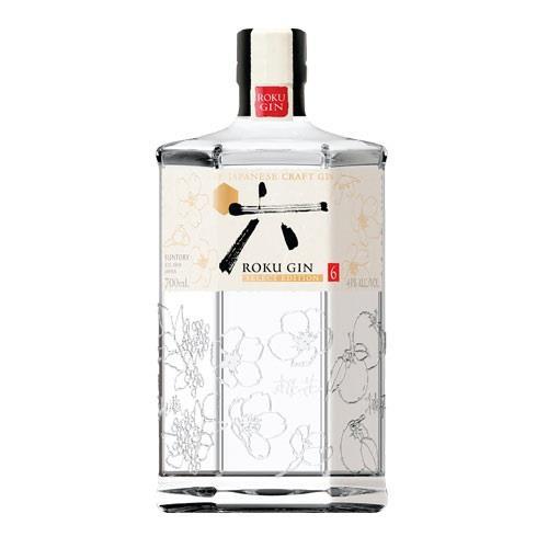 Roku Japanese Craft Gin 43% 70cl Image 1