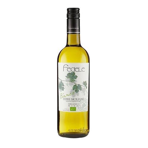 Fedele Bianco Terre Siciliane 2018 Organic 75cl Image 1