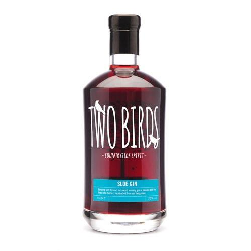 Two Birds Sloe Gin 26% 70cl Image 1