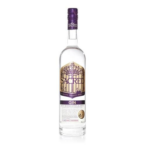 Sacred Gin 40% 70cl Image 1