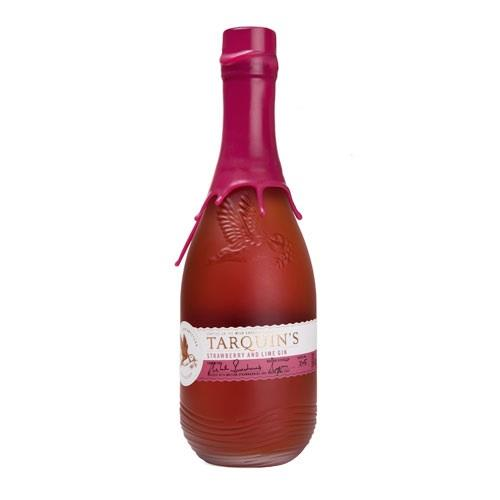 Tarquin's Strawberry & Lime Gin 70cl Image 1