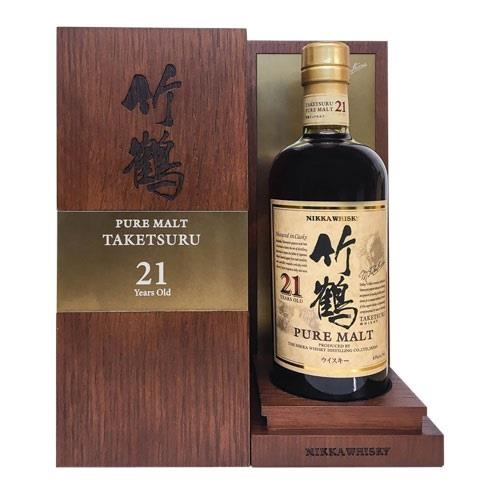 Nikka Taketsuru 21 years old 43% 70cl Image 1