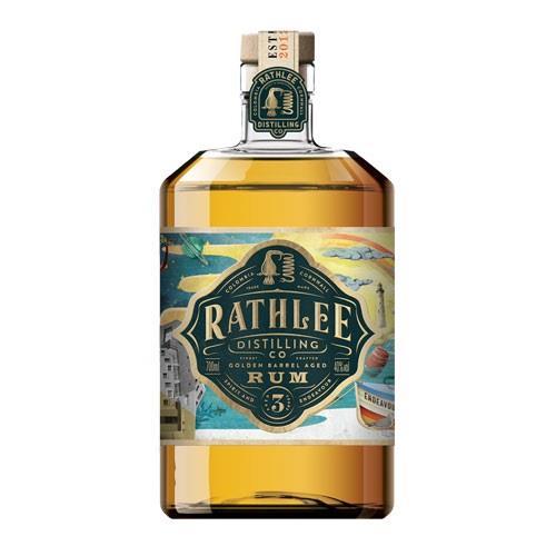 Rathlee 3 Year Old Golden Barrel Aged Ru Image 1