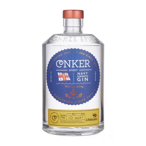 Conker RNLI Navy Strength Gin 70cl Image 1