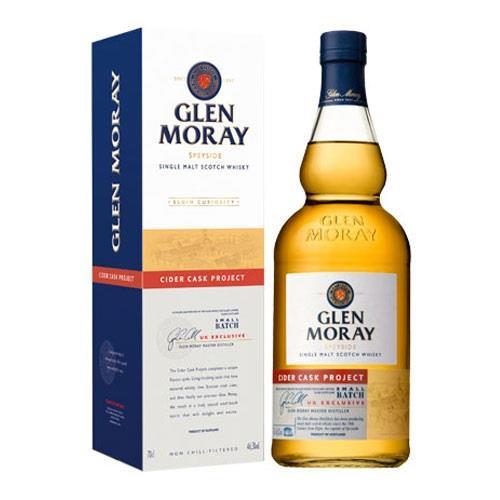 Glen Moray Cider Cask Project 46.3% 70cl Image 1