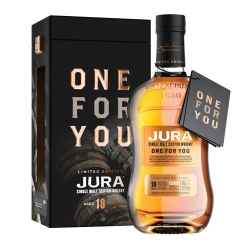 Jura One For You 18 Year Old Limited Edition 52.5% 70cl Image 1