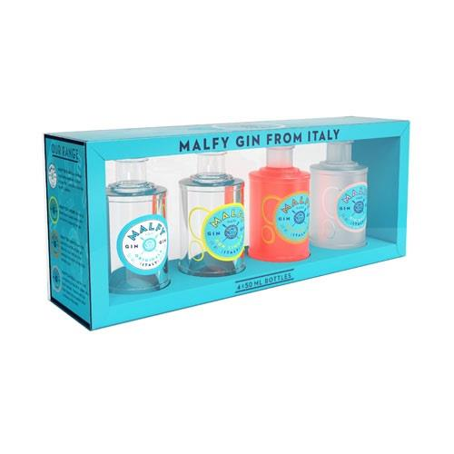 Malfy Minature Gift Pack 4x5cl Image 1