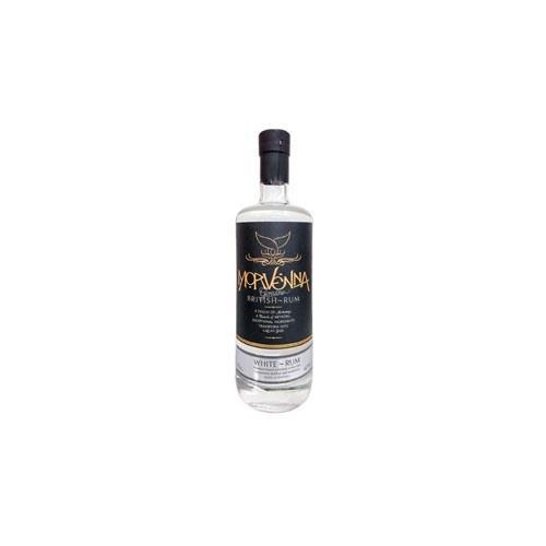 Morvenna British White Rum 40% 20cl Image 1