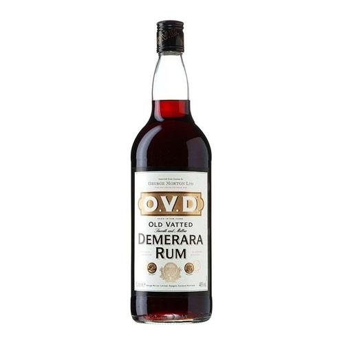 OVD Demerara Rum 40% 70cl Image 1