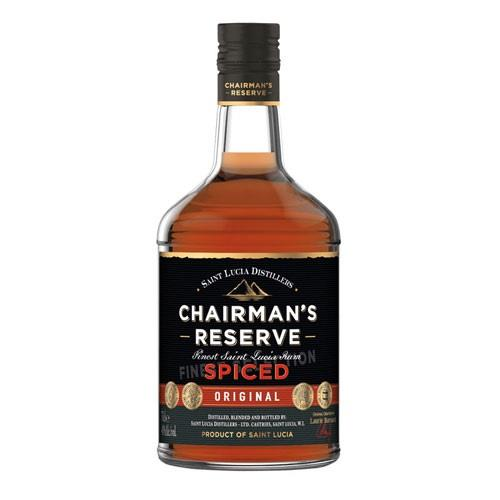 Chairmans Reserve Spiced Rum 40% 70cl Image 1