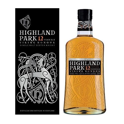 Highland Park 12 years old Viking Honour 70cl Image 1