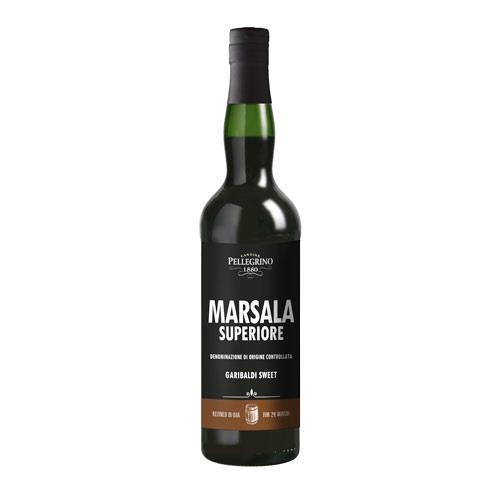 Pellegrino Marsala Superiore Garibaldi Sweet 18% 75cl Image 1