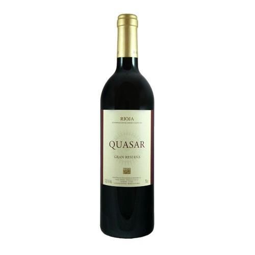Quasar Gran Reserva Rioja Tinto 2010 75cl Image 1