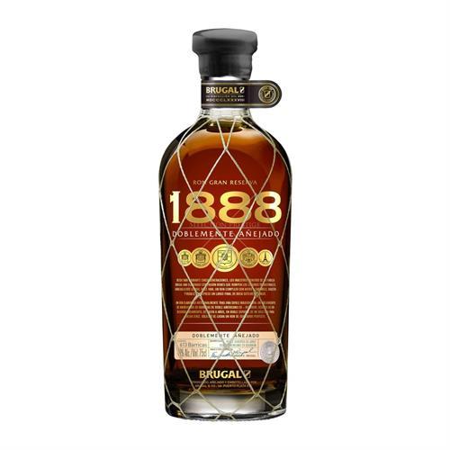Brugal 1888 Gran Reserva Familiar Rum 40% 70cl Image 1