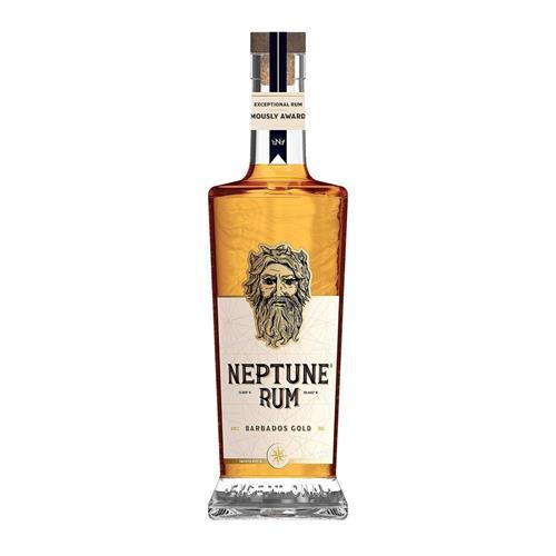 Neptune Barbados Gold Rum 70cl Image 1