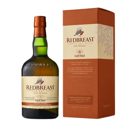 Redbreast Lustau Edition 46% 70cl Image 1