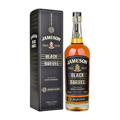 Jamesons Black Barrel 70cl Image 1