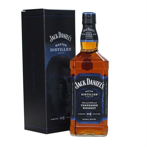 Jack Daniels Master Distillers No.6 70cl Image 1