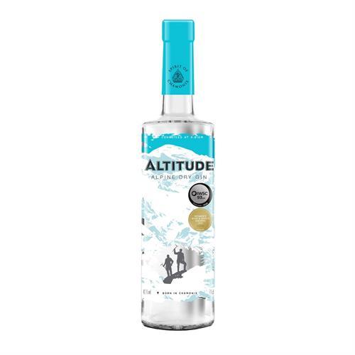 Altitude Alpine Dry Gin 70cl Image 1