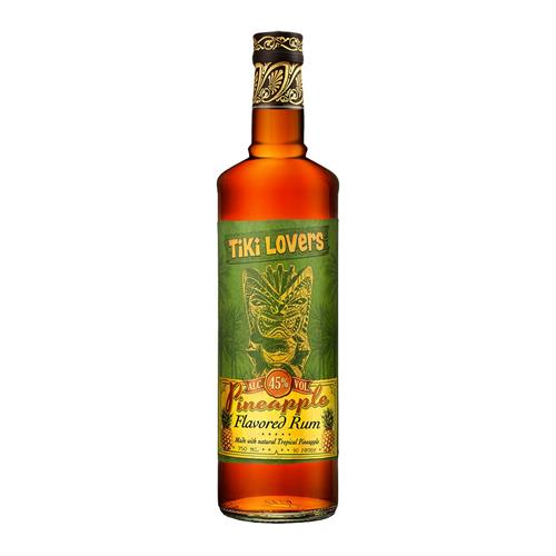 The Bitter Truth Tiki Lovers Pineapple Rum 45% 70cl Image 1