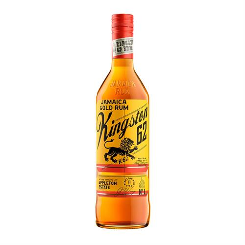 Kingston 62 Jamaican Gold Rum 70cl Image 1