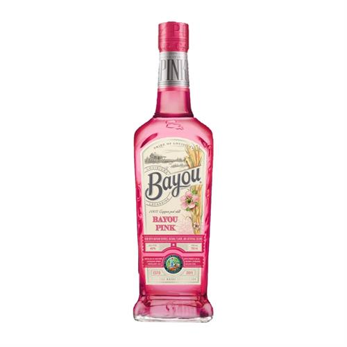 Bayou Pink Spiced Rum 70cl Image 1
