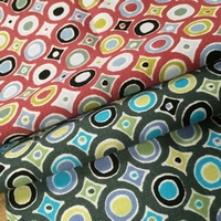 Geometric Stretch Fabrics