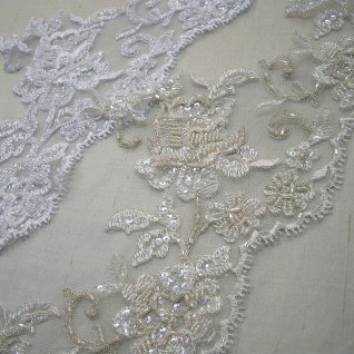 Beaded Lace Trims