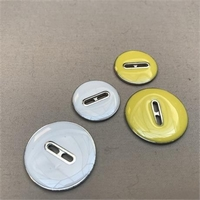 Enamelled Buttons