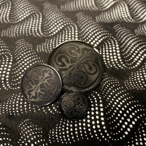 Eveningwear Buttons