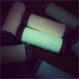 Gutermann Glowy 40 Embroidery Thread Thumbnail Image 1