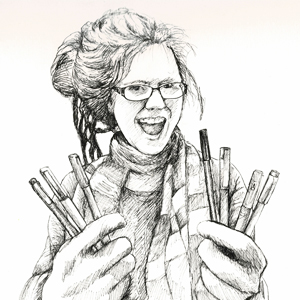 Pullingers Artist Sophie Knight