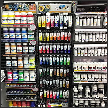 Winchester Store Daler Rowney Paints