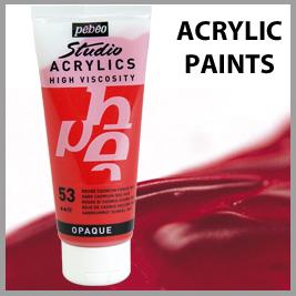 Pebeo Acrylic Paints