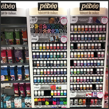 Winchester Store Pebeo Paints